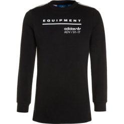 Adidas Originals EQT Bluza black/medium grey heather. Czarne bluzy dziewczęce adidas Originals, z bawełny. W wyprzedaży za 134,25 zł.