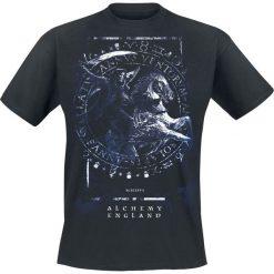 T-shirty męskie z nadrukiem: Alchemy England Classic – Apocalypse of Death T-Shirt czarny