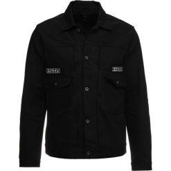 Edwin CLASSIC Kurtka jeansowa black denim. Czarne kurtki męskie bomber Edwin, m, z bawełny. Za 879,00 zł.