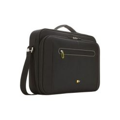 Torba na laptopa 18 cali Briefcase Czarny Torba CASE LOGIC. Czarne torby podróżne CASE LOGIC, z nylonu. Za 199,00 zł.