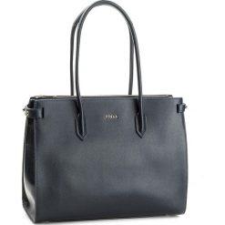 Torebka FURLA - Pin 948684 B BLS0 B30 Blu d. Niebieskie torebki klasyczne damskie Furla, ze skóry. Za 1575,00 zł.