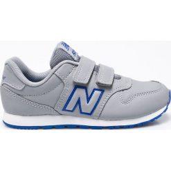 Buty sportowe chłopięce: New Balance – Buty dziecięce KV500NAY
