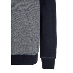 Billabong BALANCE Bluza z kapturem navy heather. Niebieskie bluzy chłopięce rozpinane marki Billabong, z bawełny, z kapturem. W wyprzedaży za 167,20 zł.