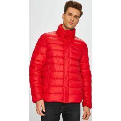 Tommy Jeans - Kurtka. Czerwone kurtki męskie jeansowe Tommy Jeans, l. Za 749,90 zł.