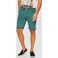 Camel Active - Szorty Madison. Brązowe spodenki jeansowe męskie marki Camel Active, casualowe. W wyprzedaży za 219,90 zł.