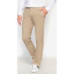 Spodnie chino slim. Szare chinosy męskie marki La Redoute Collections. Za 141,08 zł.