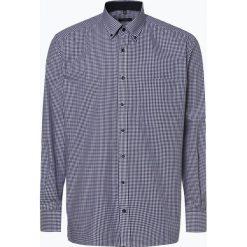 Eterna Comfort Fit - Koszula męska – niewymagająca prasowania, niebieski. Niebieskie koszule męskie non-iron Eterna Comfort Fit, m, w kratkę, z klasycznym kołnierzykiem. Za 229,95 zł.