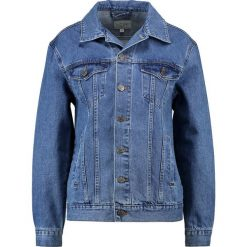Bomberki damskie: NORR LUCIA TIGER Kurtka jeansowa medium blue denim