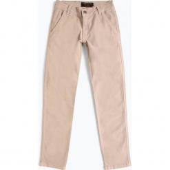 Blue Effect - Chinosy chłopięce slim fit, beżowy. Brązowe spodnie chłopięce Blue Effect. Za 179,95 zł.