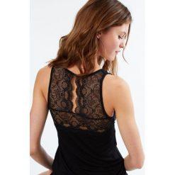 Piżamy damskie: Etam – Top piżamowy Nina