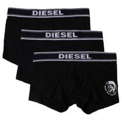 Diesel 3-Pak Bokserki Męskie Shawn S Czarny. Czarne bokserki męskie marki Diesel, z bawełny. Za 179,00 zł.