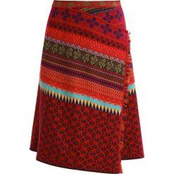 Spódniczki trapezowe: Ivko GOEMETRIC  Spódnica trapezowa red