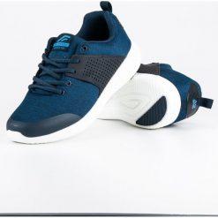 AX BOXING sznurowane tekstylne obuwie niebieskie. Niebieskie buty skate męskie AX BOXING, na sznurówki. Za 109,00 zł.