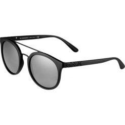 Okulary przeciwsłoneczne męskie: Burberry Okulary przeciwsłoneczne matte black