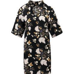 Sukienki hiszpanki: Whistles TIE NECK BELIZE Sukienka letnia black