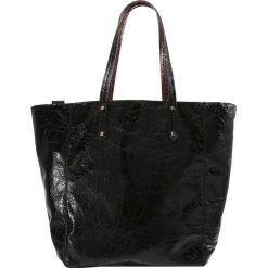 Sisley Torba na zakupy black. Czarne shopper bag damskie marki Sisley, l. W wyprzedaży za 239,20 zł.