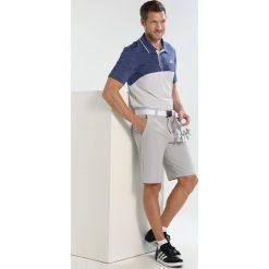 Adidas Golf ULTIMATE 365 POLO LEFT CHEST Koszulka sportowa noble indigo heather/ash blue heather. Niebieskie koszulki polo adidas Golf, m, z elastanu, na golfa. Za 269,00 zł.