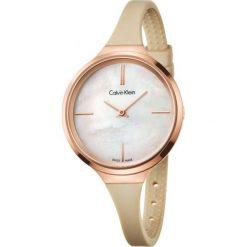 ZEGAREK CALVIN KLEIN Lively K4U236XE. Białe zegarki damskie marki Calvin Klein, szklane. Za 959,00 zł.