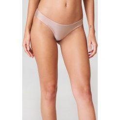 FAYT Dół bikini Kane - Pink,Nude. Różowe bikini FAYT. Za 76,95 zł.