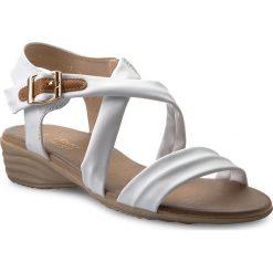 Sandały damskie: Sandały JENNY FAIRY - WS180356-1 Biały