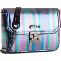 Torebka NOBO - NBAG-E2322-C019 Szary Neon. Szare torebki klasyczne damskie marki Nobo, ze skóry ekologicznej. W wyprzedaży za 119,00 zł.