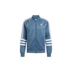 Bluzy dresowe adidas  Bluza dresowa Authentics. Niebieskie bejsbolówki męskie Adidas, l, z dresówki. Za 329,00 zł.