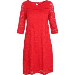 Czerwona Sukienka Ready For You. Czerwone sukienki Born2be, na jesień, l, midi, oversize. Za 29,99 zł.
