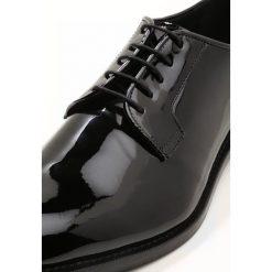 Buty wizytowe męskie: Tiger of Sweden AGATON Eleganckie buty black shine