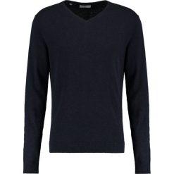 Swetry klasyczne męskie: Selected Homme TOWER Sweter dark sapphire