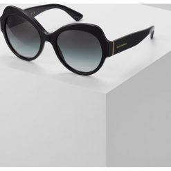 Dolce&Gabbana Okulary przeciwsłoneczne grey gradient. Szare okulary przeciwsłoneczne damskie lenonki marki Dolce&Gabbana. Za 769,00 zł.