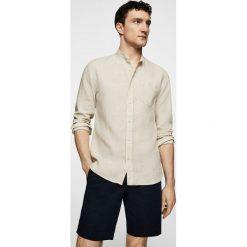 Koszule męskie na spinki: Mango Man - Koszula Gala