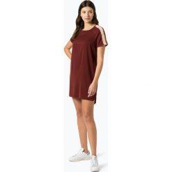 Sukienki: Scotch & Soda – Sukienka damska, brązowy