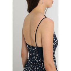 Lace & Beads AGRIM CULOTTES Kombinezon navy. Niebieskie kombinezony damskie marki Lace & Beads, z materiału. Za 399,00 zł.