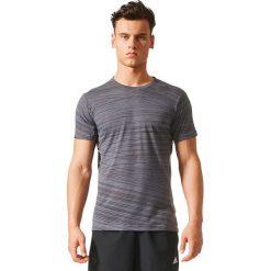 Adidas Koszulka męska Freelift Aero  szara r. M (BR4160). Czarne koszulki sportowe męskie marki Adidas, do piłki nożnej. Za 119,27 zł.