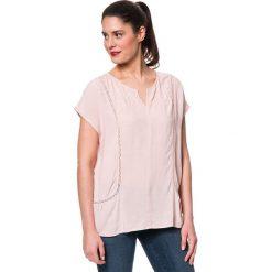Koszulka w kolorze jasnoróżowym. Czerwone bluzki damskie Mavi, xs. W wyprzedaży za 76,95 zł.