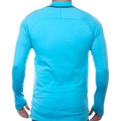 Bejsbolówki męskie: Nike Bluza męska Chelsea FC Dri-Fit Squad Drill niebieska  r. M (905173 451)