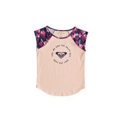 Bluzki dziewczęce na lato: Topy na ramiączkach / T-shirty bez rękawów Dziecko  Roxy  Late Nights - Camiseta de Manga Cap m