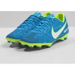 Buty sportowe chłopięce: Nike Performance MERCURIAL VAPOR XI NJR FG Korki Lanki blue orbit/white/blue orbit/armory navy