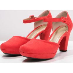 Buty ślubne damskie: Anna Field Czółenka na platformie red