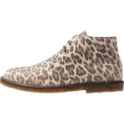 Ca'Shott Sznurowane obuwie sportowe beige. Brązowe buty sportowe damskie Ca'Shott, z materiału. Za 589,00 zł.