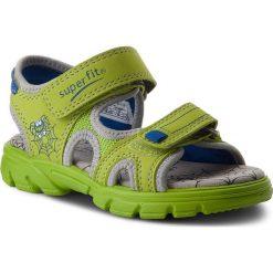 Sandały chłopięce: Sandały SUPERFIT – 2-00180-31 M Gruen Kombi