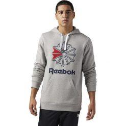 Bluza Reebok F Star Hoodie (BR0568). Pomarańczowe bluzy męskie marki Reebok, z dzianiny, sportowe. Za 100,00 zł.