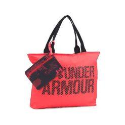 Torby podróżne: Under Armour Under Armour UA Big Wordmark Tote 2.0 pomarańczowy