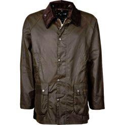 Płaszcze przejściowe męskie: Barbour BEDALE Krótki płaszcz olive