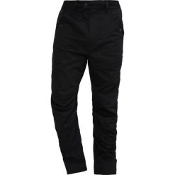 Spodnie męskie: GStar RACKAM CARGO TAPERED Bojówki dark black