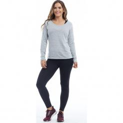 """Sweter """"Bailey"""" w kolorze jasnoszarym. Szare swetry klasyczne damskie BALANCE COLLECTION, xs, z okrągłym kołnierzem. W wyprzedaży za 65,95 zł."""
