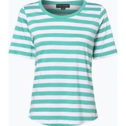 Franco Callegari - T-shirt damski, zielony. Zielone t-shirty damskie marki Franco Callegari, z napisami. Za 69,95 zł.