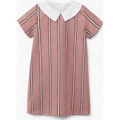 Sukienki dziewczęce: Mango Kids – Sukienka dziecięca Como 116-164 cm