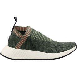 """Buty adidas NMD CS2 Primeknit Women """"Trace Green"""" (BY8781). Czarne buty sportowe damskie adidas nmd marki Adidas, z kauczuku. Za 289,99 zł."""
