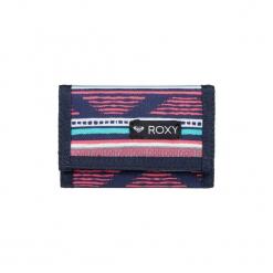 Portfele Roxy  Small Beach - Cartera de dos secciones para Mujer. Szare portfele damskie Roxy. Za 96,74 zł.